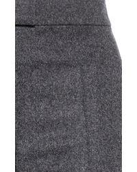 Martin Grant - Gray Dark Grey Cigarette Pant - Lyst