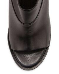 Rag & Bone - Black Liam Leather Ankle Boot - Lyst