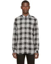 DIESEL   Black Shirt for Men   Lyst