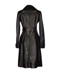 Alaïa - Black Coat - Lyst