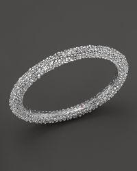 Roberto Coin | Metallic Sterling Silver Stingray Bangle | Lyst