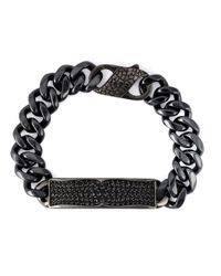 Stephen Webster | Gray Chain Link Bracelet for Men | Lyst