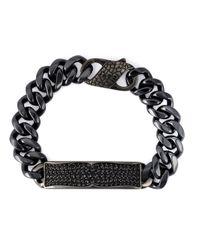Stephen Webster - Gray Chain Link Bracelet for Men - Lyst