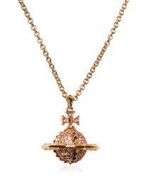 Vivienne Westwood - Metallic Mayfair Orbit Necklace for Men - Lyst