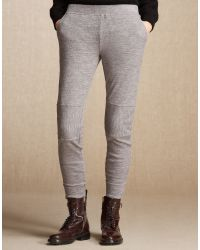 Belstaff | Gray Vic Trousers | Lyst