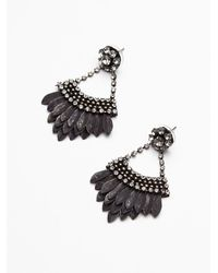 Free People | Metallic Deepa X Womens All That Jazz Earring | Lyst
