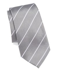 Vince Camuto | Metallic Striped Tie for Men | Lyst