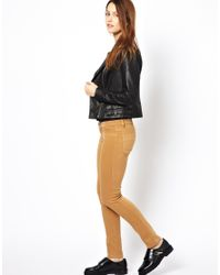 M.i.h Jeans - Orange Vienna Skinny Jean in Amber - Lyst