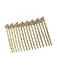 House of Harlow 1960 | Metallic Migration Hair Comb | Lyst