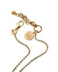 Venessa Arizaga | Metallic Necklace | Lyst