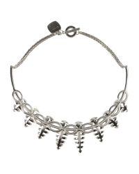 Heaven Tanudiredja | Metallic Necklace | Lyst