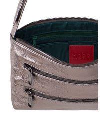 Hobo | Metallic Mara Crossbody Bag | Lyst