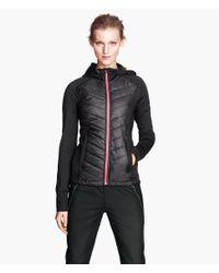 H&M | Black Lightweight Jacket | Lyst