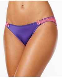 B.tempt'd | Blue By Wacoal Most Desired Bikini 978171 | Lyst