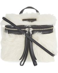 Marc By Marc Jacobs | White Canteen Bag | Lyst