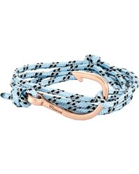Miansai | Blue Hook On Rope Bracelet for Men | Lyst
