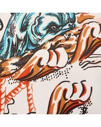 Alexander McQueen - Multicolor Legendary Creature Printed Sweatshirt for Men - Lyst