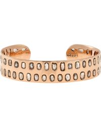 Dezso by Sara Beltran | Metallic Diamond Cuff | Lyst