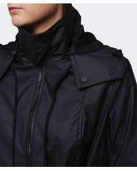 HUNTER | Black Inside Out Coat | Lyst