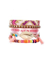 Hipanema | Multicolor Bracelet - Love | Lyst