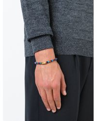 Tateossian | Multicolor 'melted Discs' Bracelet for Men | Lyst