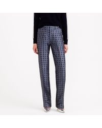 J.Crew - Blue Collection Pajama Pant - Lyst
