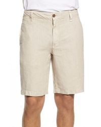 Tailor Vintage | Natural Linen Walking Shorts for Men | Lyst