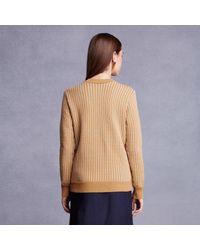 Trademark | Natural Macchi Sweater | Lyst
