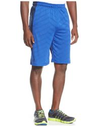 Under Armour | Blue Men's Raid Exo Training Shorts for Men | Lyst
