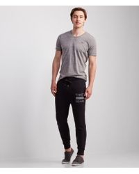 Aéropostale | Black Times Square Jogger Sweatpants for Men | Lyst