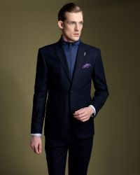Ted Baker | Blue The Commuter Jacket for Men | Lyst