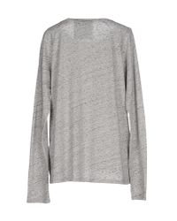 5preview - Gray Jumper - Lyst