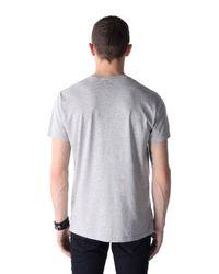 DIESEL - Gray T-green for Men - Lyst