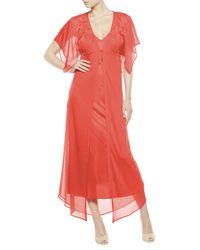 La Perla | Orange Night Dress | Lyst