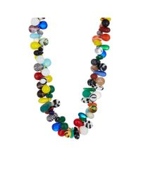 Linda Lee Johnson | Multicolor Mali Wedding Bead Necklace | Lyst