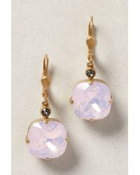 Anthropologie | Pink Catamarca Earrings | Lyst