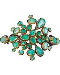 Judy Geib | Blue Kaleidoscope Bracelet | Lyst