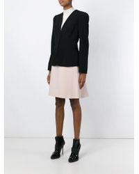 Alexander McQueen   Pink Pleated A-line Skirt   Lyst