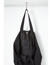 Forever 21 - Black Classic Oversized Tote - Lyst