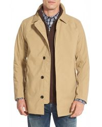 Timberland - Natural 'ragged Mountain' Waterproof Coat for Men - Lyst