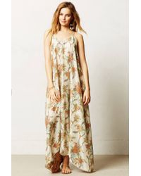 Zimmermann | Natural Lani Maxi Dress | Lyst