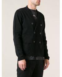 Lanvin - Black Blazer Jacket for Men - Lyst