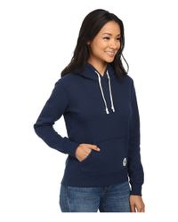 Converse | Blue Core Popover Hoodie | Lyst