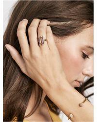 BaubleBar - Metallic Molly Ring - Lyst