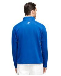 Brooks Brothers - Blue Zero Restriction Quarter-zip Jacket for Men - Lyst