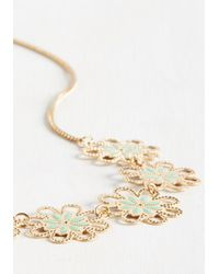 Ana Accessories Inc - Natural Petal Pep Necklace - Lyst
