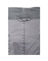 James Perse - Gray Cargo Shorts for Men - Lyst