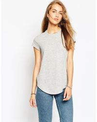 ASOS | Gray The Ultimate Crew Neck T-shirt | Lyst