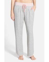 Carole Hochman | Gray Ankle Lounge Pants | Lyst
