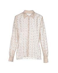 INTROPIA - Natural Shirt - Lyst